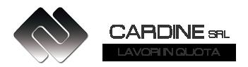 Cardine srl - Edilizia acrobatica - Rocciatori - Impresa di Costruzioni Salerno Logo