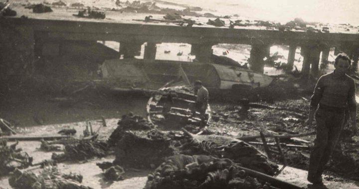 Minori alluvione 1954